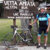 Bart van Veen Monte Amiata op de top 16072016
