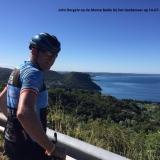John Dorgelo op de Monte Baldo Gardameer 14-07-2016