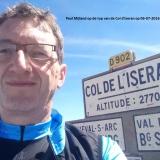 P Mijland Col d'Iseran 06072017 op de top